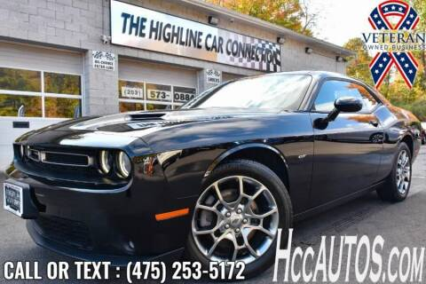 2017 Dodge Challenger for sale at The Highline Car Connection in Waterbury CT