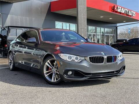 2016 BMW 4 Series for sale at Gravity Autos Roswell in Roswell GA