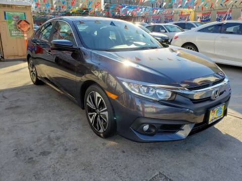 2016 Honda Civic for sale at Elite Automall Inc in Ridgewood NY