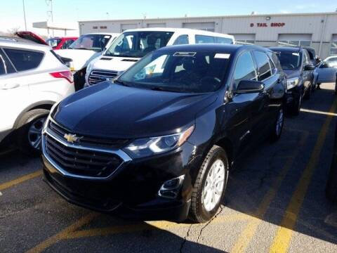 2019 Chevrolet Equinox for sale at Tim Short Auto Mall in Corbin KY
