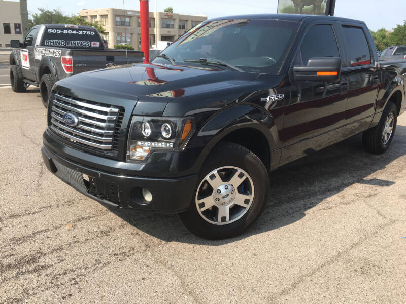 2012 Ford F-150 for sale at Auto Depot in Albuquerque NM