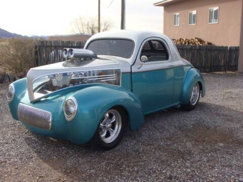 1941 Willys Coupe for sale at Classic Car Deals in Cadillac MI