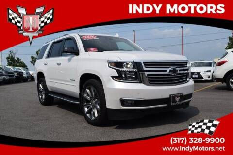2016 Chevrolet Tahoe for sale at Indy Motors Inc in Indianapolis IN