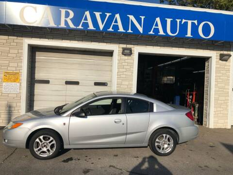 2004 Saturn Ion for sale at Caravan Auto in Cranston RI