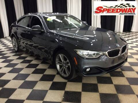 2017 BMW 4 Series for sale at SPEEDWAY AUTO MALL INC in Machesney Park IL