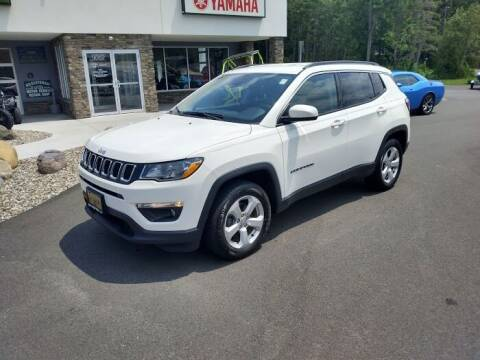 2018 Jeep Compass for sale at GT Toyz Motor Sports & Marine in Halfmoon NY