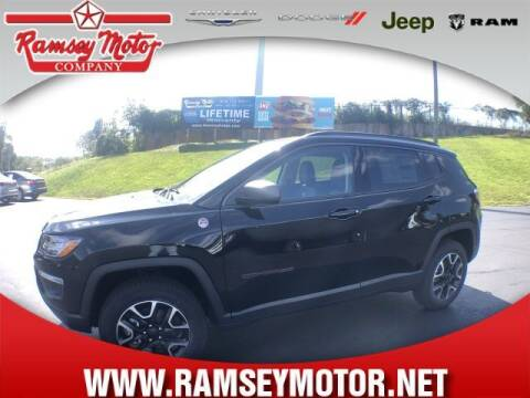 2021 Jeep Compass for sale at RAMSEY MOTOR CO in Harrison AR