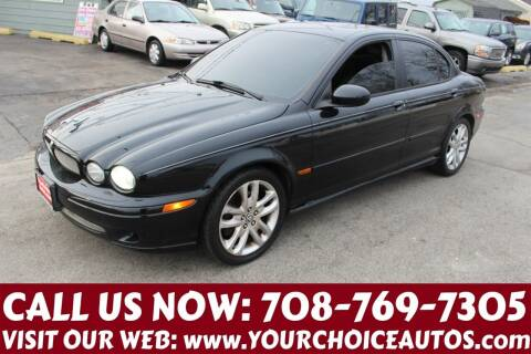 2006 Jaguar X-Type for sale at Your Choice Autos in Posen IL