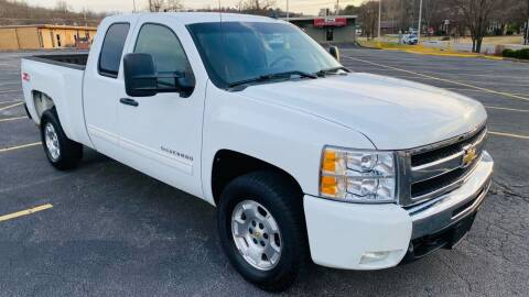 2010 Chevrolet Silverado 1500 for sale at H & B Auto in Fayetteville AR