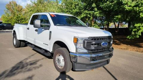 2021 Ford F-350 Super Duty for sale at VIking Auto Sales LLC in Salem OR
