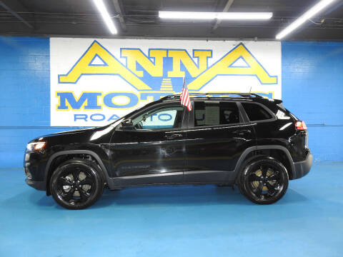 2019 Jeep Cherokee for sale at ANNA MOTORS, INC. in Detroit MI