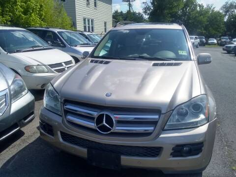 2007 Mercedes-Benz GL-Class for sale at Wilson Investments LLC in Ewing NJ
