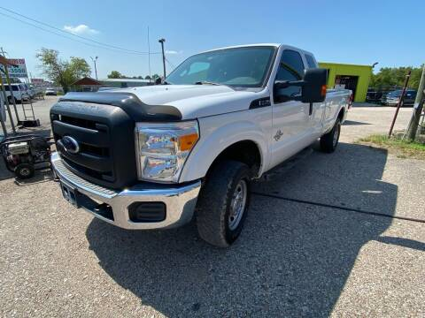 2012 Ford F-250 Super Duty for sale at RODRIGUEZ MOTORS CO. in Houston TX