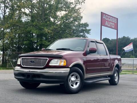 2003 Ford F-150 for sale at Access Auto in Cabot AR