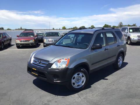 2006 Honda CR-V for sale at My Three Sons Auto Sales in Sacramento CA