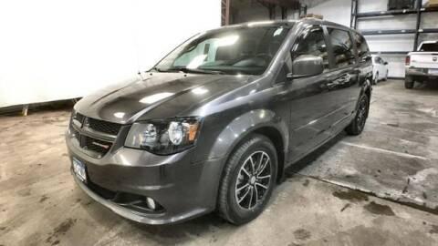 2017 Dodge Grand Caravan for sale at Waconia Auto Detail in Waconia MN