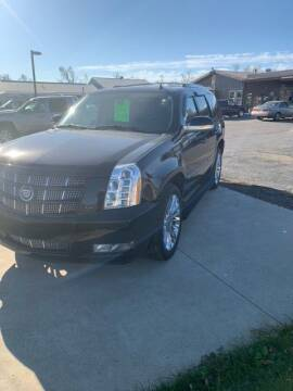 2013 Cadillac Escalade for sale at Four Guys Auto in Cedar Rapids IA