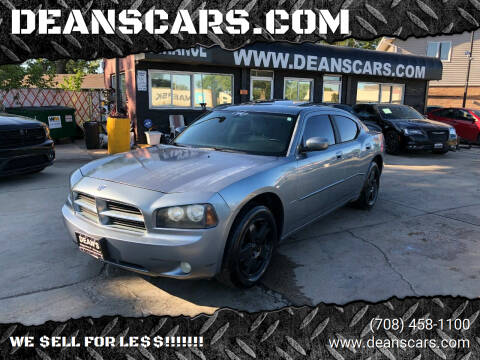 2007 Dodge Charger for sale at DEANSCARS.COM in Bridgeview IL