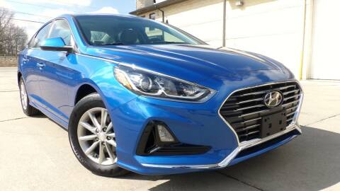 2019 Hyundai Sonata for sale at Prudential Auto Leasing in Hudson OH