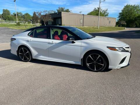 2019 Toyota Camry for sale at Dussault Auto Sales in Saint Albans VT