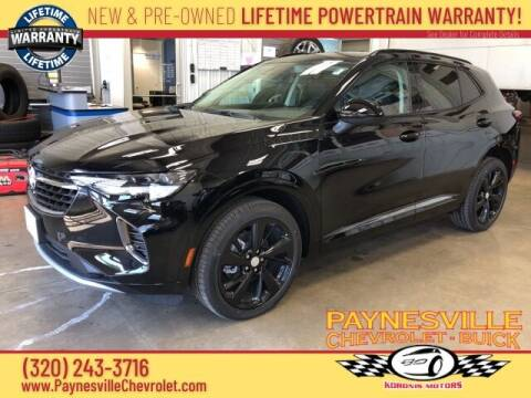 2021 Buick Envision for sale at Paynesville Chevrolet Buick in Paynesville MN