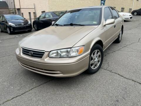 2000 Toyota Camry for sale at Alexandria Auto Sales in Alexandria VA