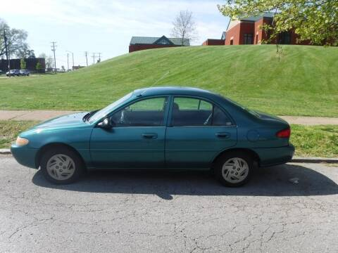 1998 Ford Escort for sale at ALL Auto Sales Inc in Saint Louis MO
