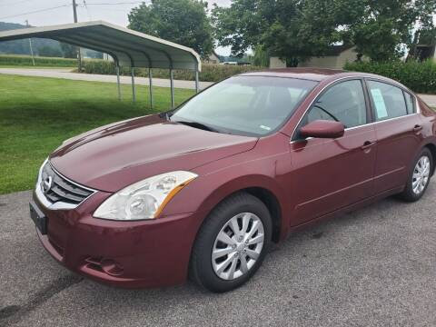 2011 Nissan Altima for sale at Finish Line Auto Sales in Thomasville PA