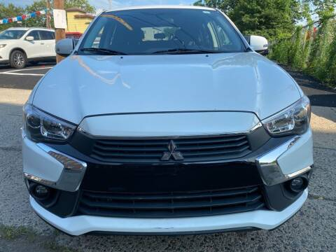 2017 Mitsubishi Outlander Sport for sale at Best Cars R Us in Plainfield NJ