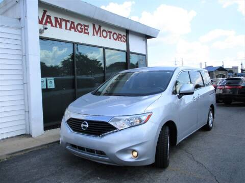 2015 Nissan Quest for sale at Vantage Motors LLC in Raytown MO