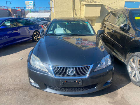 2010 Lexus IS 250 for sale at Polonia Auto Sales and Service in Hyde Park MA