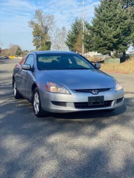 2003 Honda Accord for sale at Washington Auto Sales in Tacoma WA