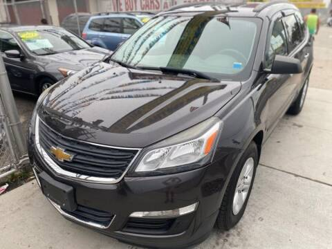 2013 Chevrolet Traverse for sale at Middle Village Motors in Middle Village NY