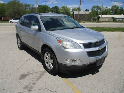 2011 Chevrolet Traverse for sale at RJ Motors in Plano IL