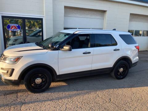 2018 Ford Explorer for sale at Ogden Auto Sales LLC in Spencerport NY