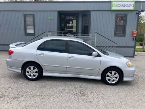 2006 Toyota Corolla for sale at Car Connections in Kansas City MO