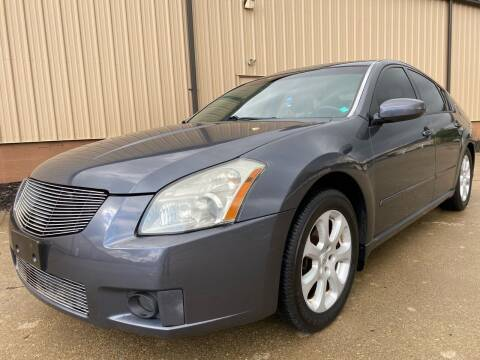 2007 Nissan Maxima for sale at Prime Auto Sales in Uniontown OH