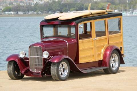1931 Ford Model A for sale at Precious Metals in San Diego CA