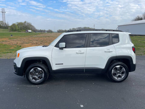 2015 Jeep Renegade for sale at B & W Auto in Campbellsville KY