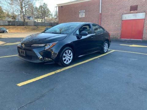 2020 Toyota Corolla for sale at White River Auto Sales in New Rochelle NY