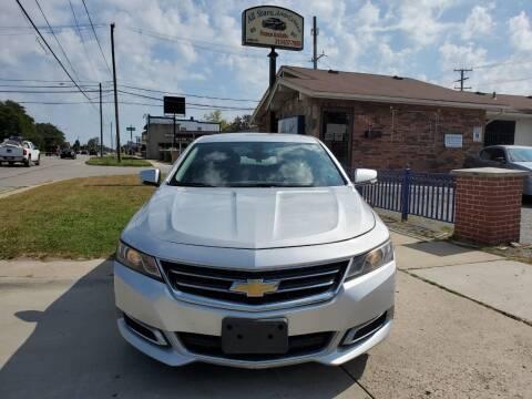 2014 Chevrolet Impala for sale at All Starz Auto Center Inc in Redford MI