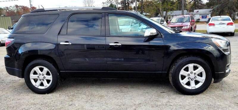 2014 GMC Acadia for sale at Hilltop Auto in Prescott MI