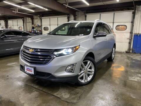 2019 Chevrolet Equinox for sale at Sonias Auto Sales in Worcester MA