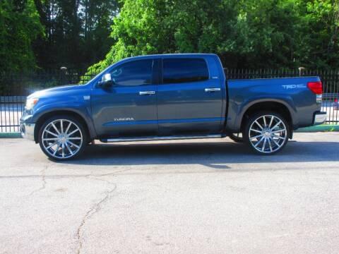 2007 Toyota Tundra for sale at Garcia Trucks Auto Sales Inc. in Austell GA