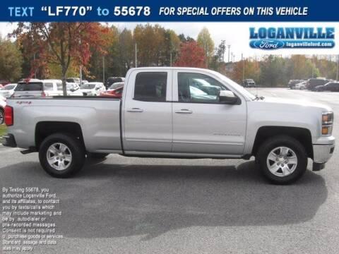 2015 Chevrolet Silverado 1500 for sale at Loganville Quick Lane and Tire Center in Loganville GA