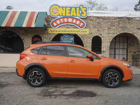 2014 Subaru XV Crosstrek for sale at Oneal's Automart LLC in Slidell LA