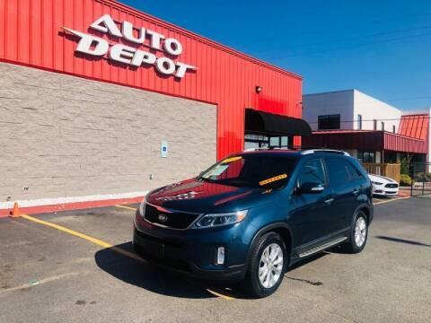 2014 Kia Sorento for sale at Auto Depot of Smyrna in Smyrna TN