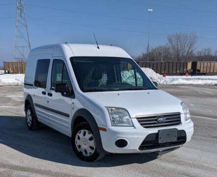2012 Ford Transit Connect for sale at Budget City Auto Sales LLC in Racine WI