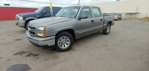 2007 Chevrolet Silverado 1500 Classic for sale at Advantage Motorsports Plus in Phoenix AZ