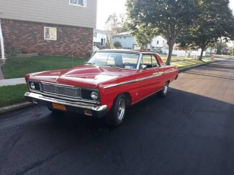1965 Ford Fairlane 500 for sale at Classic Car Deals in Cadillac MI